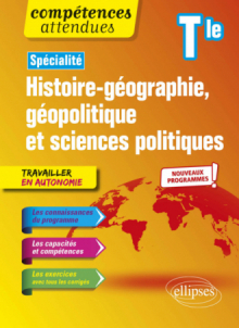 Spécialité Histoire-géographie, géopolitique et sciences politiques - Terminale - Nouveaux programmes