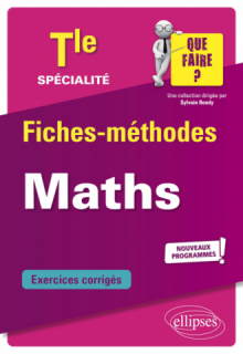 Spécialité Mathématiques - Terminale - Nouveaux programmes