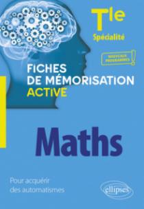 Spécialité Mathématiques - Terminale - nouveaux programmes