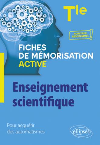 Enseignement scientifique - Terminale - nouveaux programmes