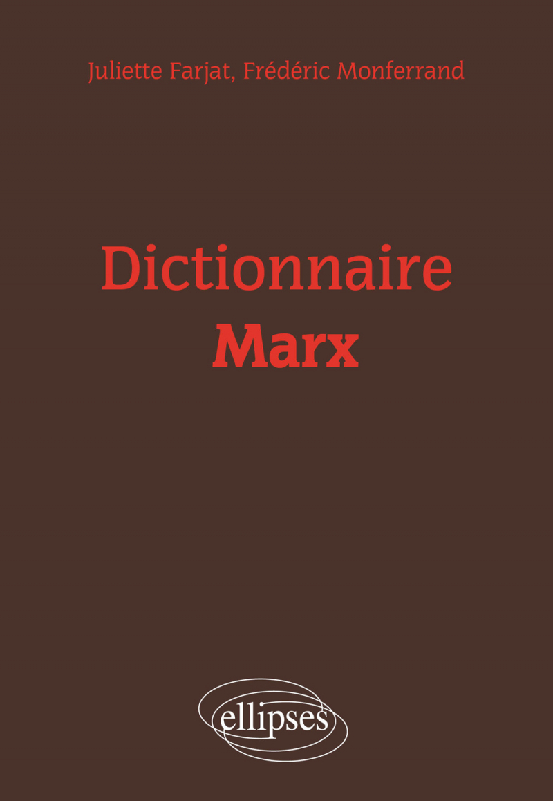 Dictionnaire Marx