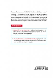 Espagnol. DELE A1. Kit de Survie. Grammaire • Vocabulaire • Exercices corrigés