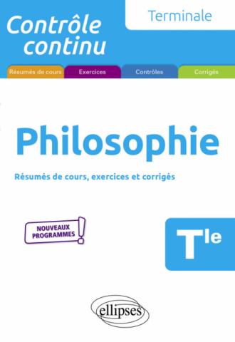 Philosophie. Terminale