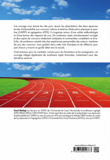 Réussir le CAPEPS et l'agrégation d'EPS - 3e édition