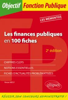 Les finances publiques en 100 fiches - 2e édition