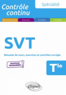 Spécialité SVT - Terminale - Nouveaux programmes