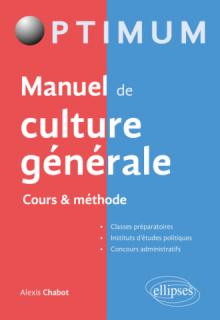 Manuel de culture générale – Cours & méthode