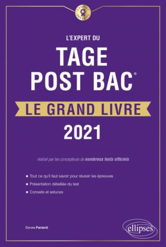 L'Expert du Tage Post Bac® - Le Grand Livre