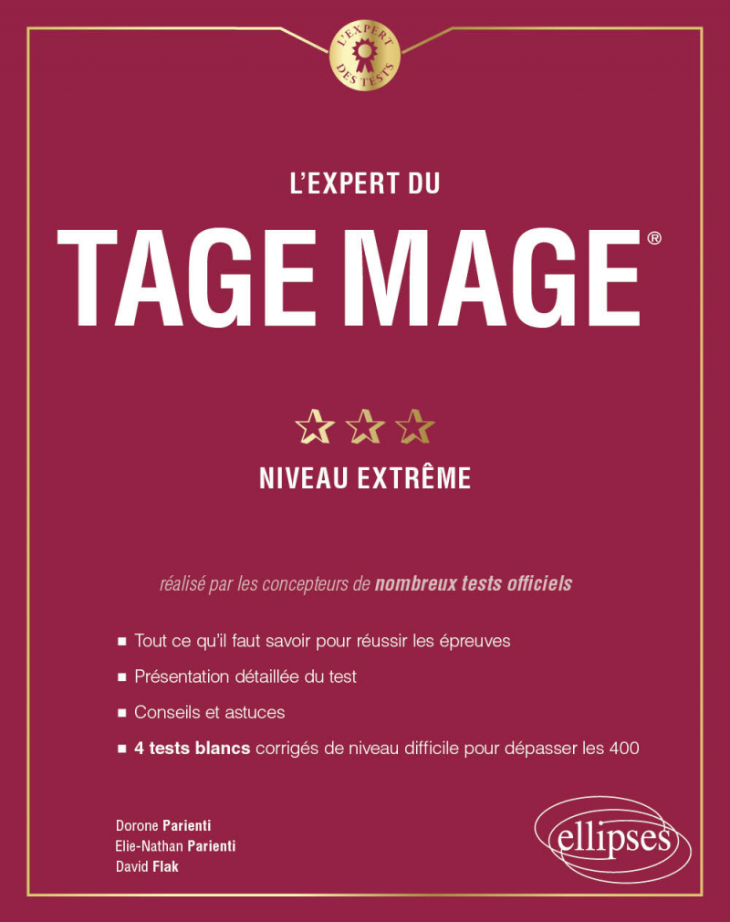 L'Expert du Tage Mage® - Niveau extrême