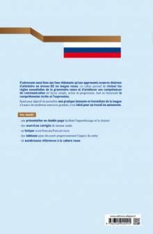 Cahier de grammaire pratique du russe B1-B2