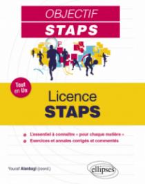 Tout-en-un STAPS - Licence STAPS