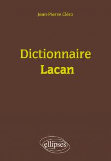 Dictionnaire Lacan