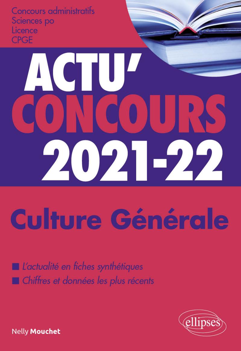 Culture Générale - concours 2021-2022