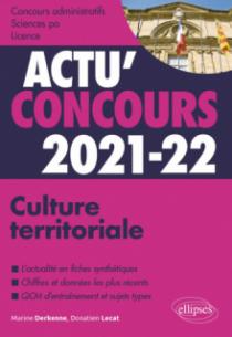 Culture territoriale 2021-2022 - Cours et QCM