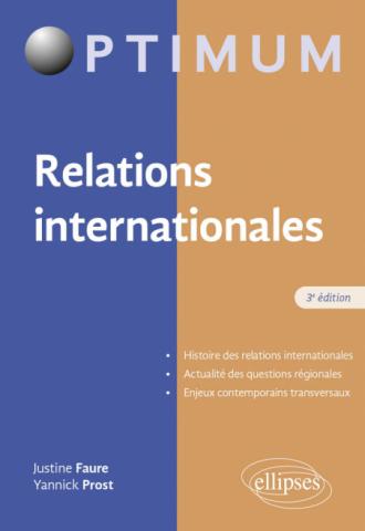 Relations internationales – 3e édition