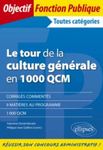 Le tour de la culture générale en 1000 QCM