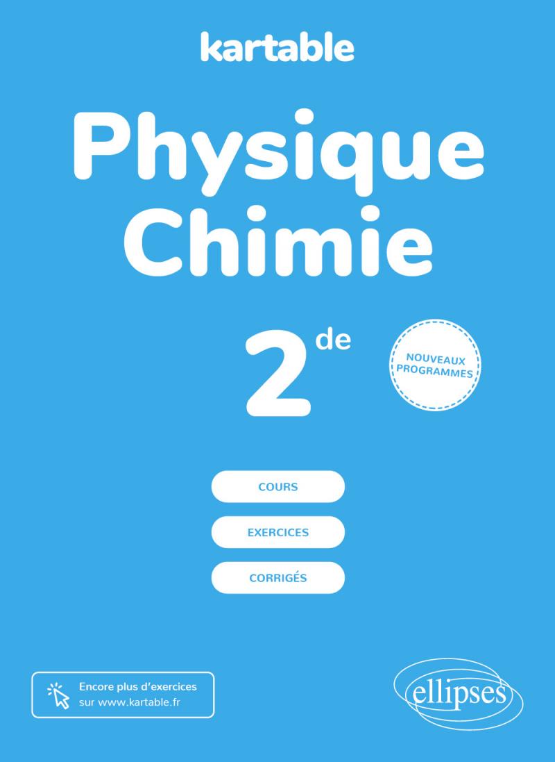 Specialite Physique Chimie Premiere Nouveaux Programmes