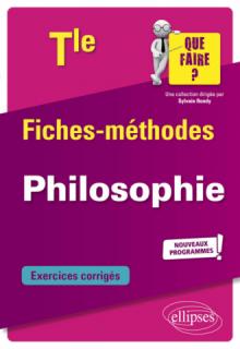 Philosophie Terminale - Nouveaux programmes