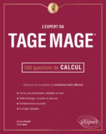 L'Expert du Tage Mage® - 500 questions de calcul