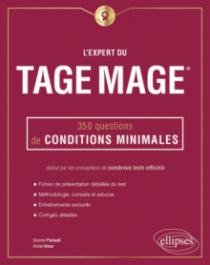 L'Expert du Tage Mage® - 350 questions de conditions minimales