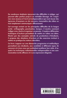 Savoir rédiger. Les techniques pour écrire avec clarté et efficacité - 2e édition