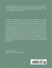 Jean-Paul Sartre, L'imaginaire