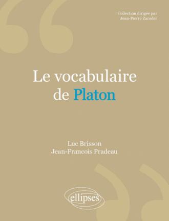 Vocabulaire de Platon