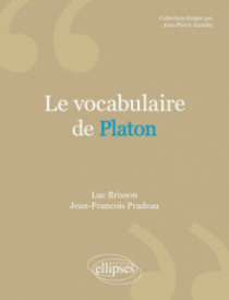 Vocabulaire de Platon