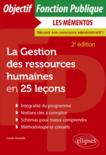La Gestion des ressources humaines en 25 leçons - 2e édition