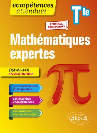 Mathématiques expertes - Terminale - nouveaux programmes