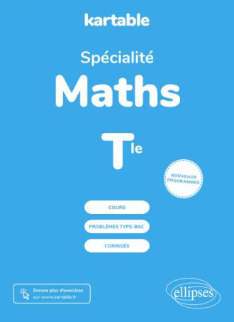 Spécialité Maths - Terminale - Nouveaux programmes