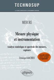 Mesure physique et instrumentation - Niveau A