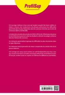 Méthode d'italien - Grammaire, vocabulaire et traductions littéraires et de presse