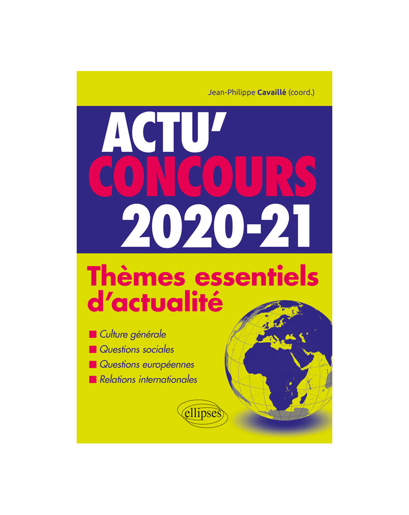 Thèmes essentiels d'actualité - 2020-2021