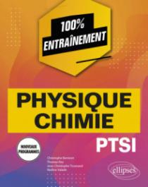 Physique-chimie PTSI - Nouveaux programmes