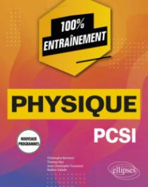 Physique PCSI - Nouveaux programmes
