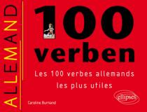 100 verben - Les 100 verbes allemands les plus utiles
