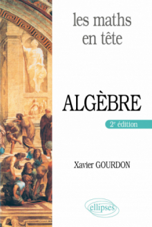 Les Maths en tête (Maths pour M') - Algèbre - 2e édition