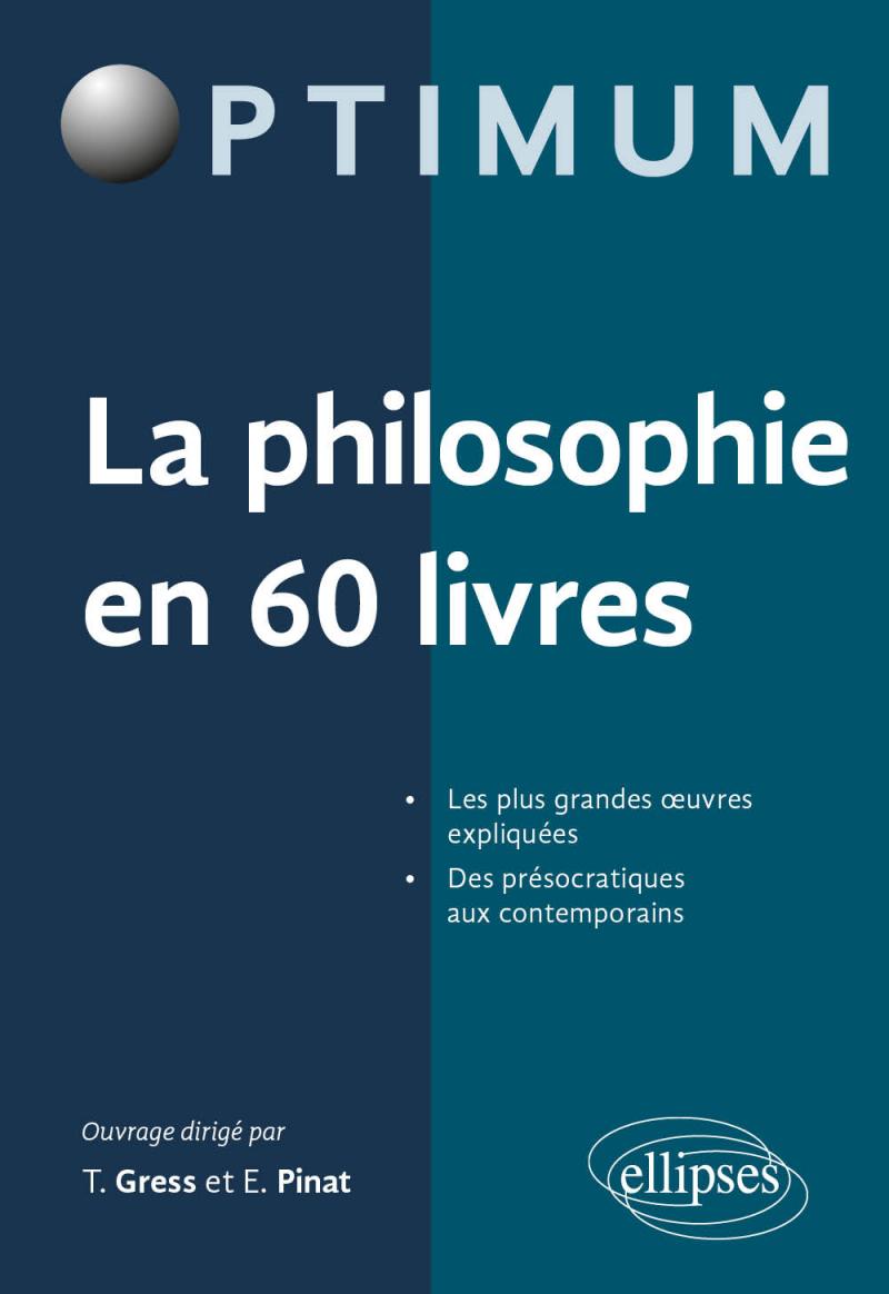 La philosophie en 60 livres