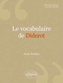 Le vocabulaire de Diderot