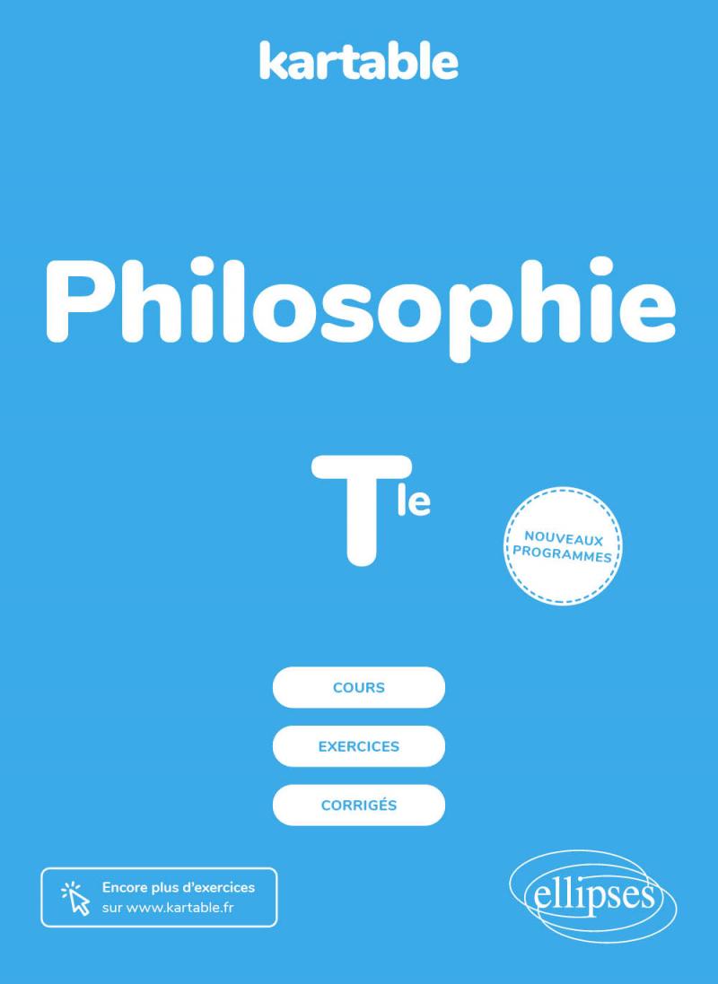 Philosophie - Terminale - Nouveaux programmes
