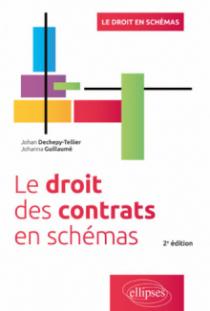 Le droit des contrats en schémas - 2e édition