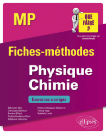 Physique-Chimie MP