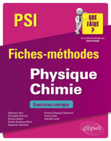 Physique-Chimie PSI