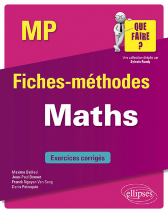 Mathématiques MP