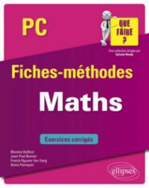 Mathématiques PC