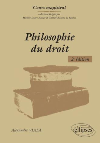Philosophie du droit - 2e édition