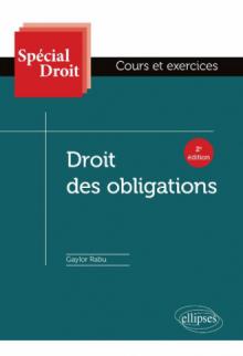 Droit des obligations - 2e édition