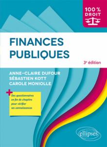 Finances publiques - 3e édition
