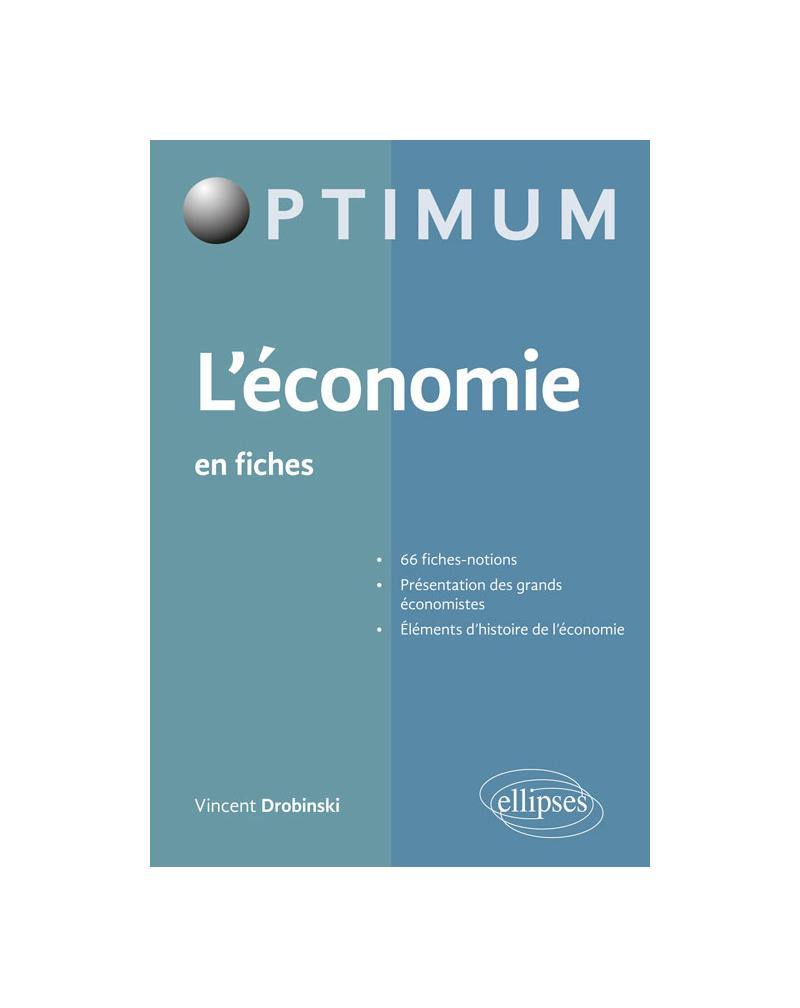 L'économie en fiches